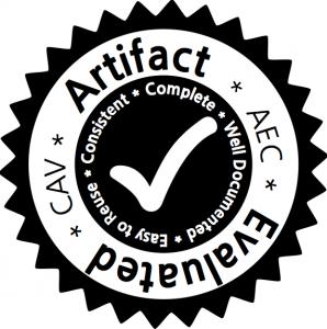 CAV AE Logo